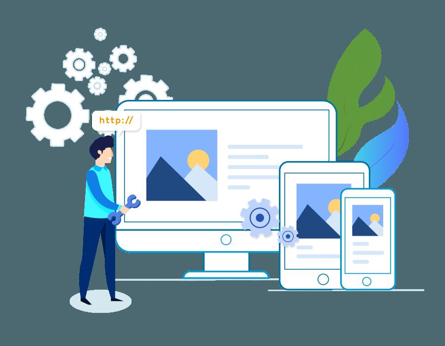 Modernizacja stron internetowych